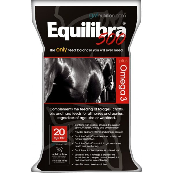 EQUILIBRA 500 FEED BALANCER 20KG-0