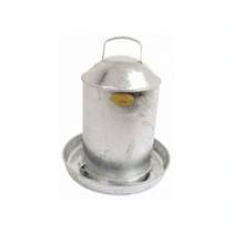 GALVANISED POULTRY DRINKER 9L-0