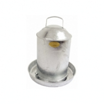 GALVANISED POULTRY DRINKER 13.5L-0