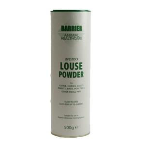BARRIER LOUSE POWDER 500G-0
