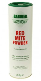 BARRIER RED MITE POWDER 500G-0