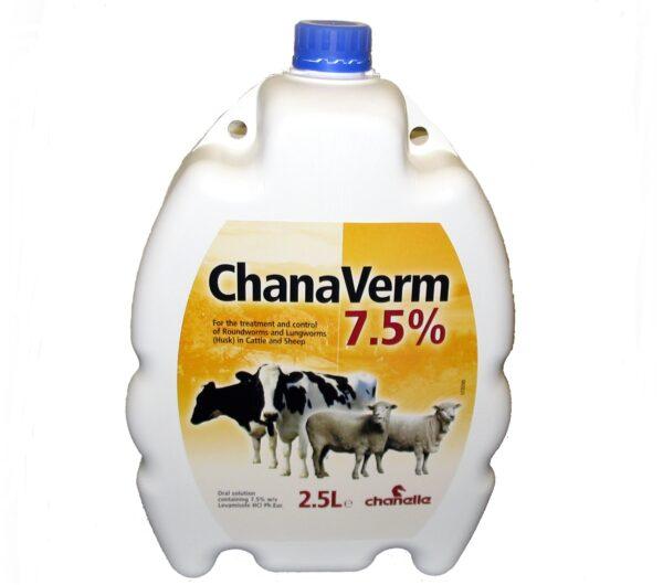 CHANAVERM 7.5% 5L-0