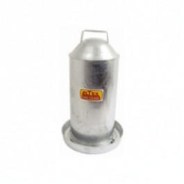 GALVANISED POULTRY DRINKER 18L-0