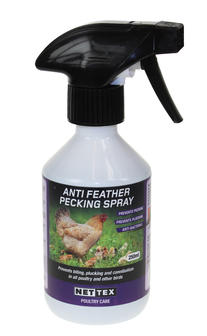 NETTEX ANTI FEATHER PECKING SPRAY 250ML-0