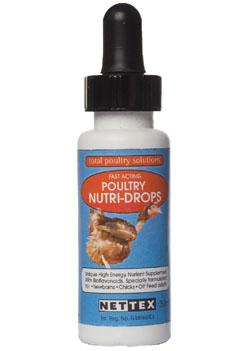 NETTEX POULTRY NUTRI DROPS 30ML-0