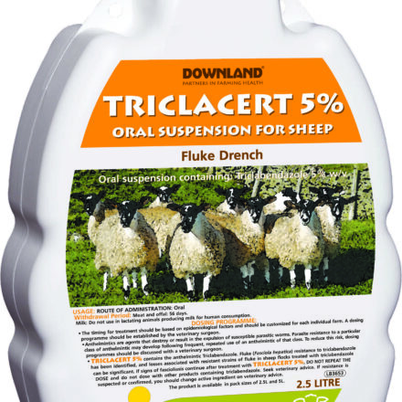 TRICLACERT 5% 5L SHEEP DRENCH-0