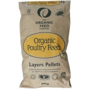 ORGANIC LAYERS PELLETS 20KG-0