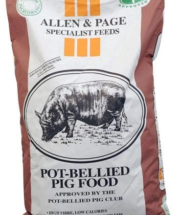 ALLEN & PAGE POT BELLIED PIG 20KG-0