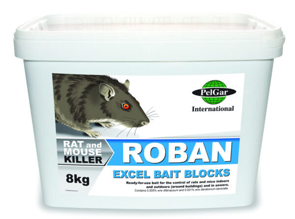 ROBAN EXTRUDED WAX BLOCKS 8KG-0
