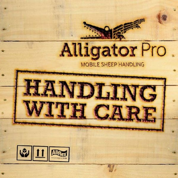 ALLIGATOR PRO 250 HANDLING SYSTEM ( STANDARD WINCH )-7924