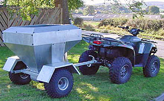 GLENDALE ATV SHEEP SNACKER-0
