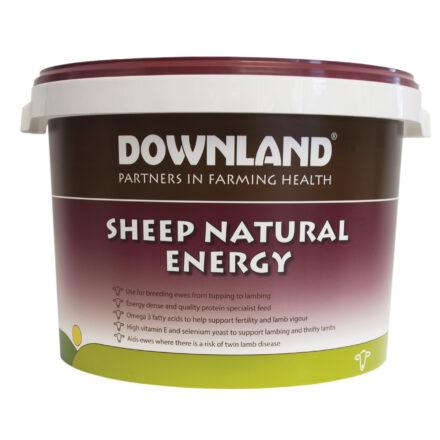 DOWNLAND SHEEP NATURAL ENERGY BUCKET 25KG-0