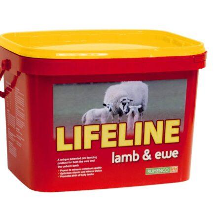 RUMENCO LIFELINE EWE & LAMB 22.5KG-0