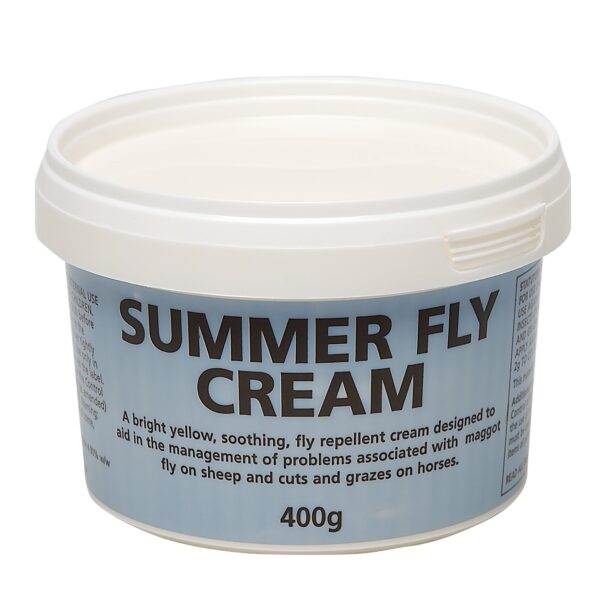 BATTLES SUMMER FLY CREAM 400G-0