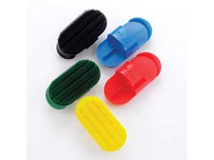 CURRY COMB PLASTIC LARGE-0