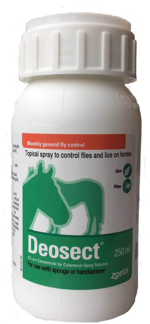 DEOSECT FLY REPELLENT 250ML-0