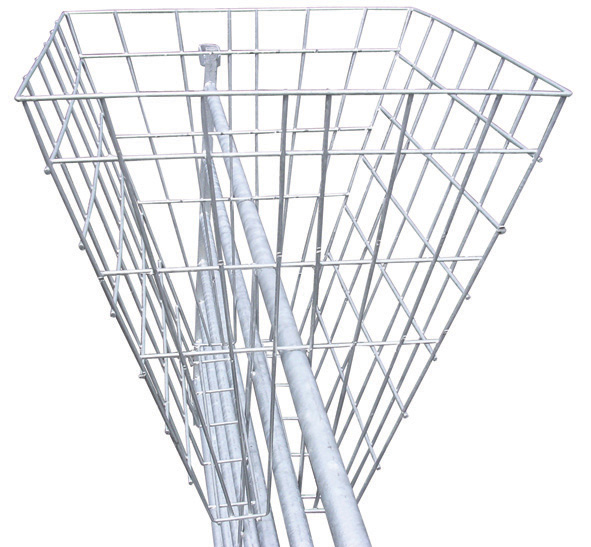 HAY BASKET DOUBLE SIDED -0
