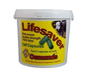 OSMONDS LIFESAVER CAPSULES 50-0
