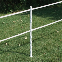 HOTLINE PLASTIC ELECTRIC FENCE POST WHITE-2788