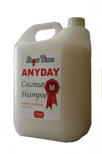 SHOWTIME ANYDAY COCONUT SHAMPOO 4L-0