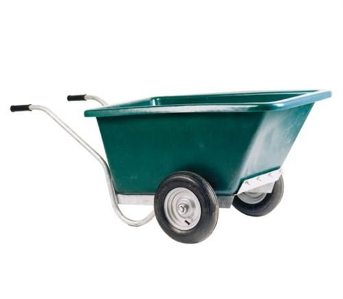 JFC TWIN WHEEL BARROW 255L-0