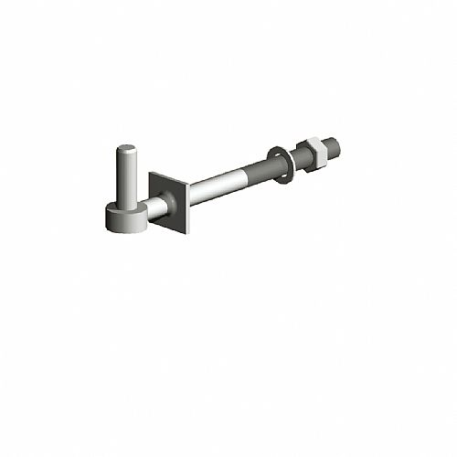 GATE FITTINGS AND POSTS-3526