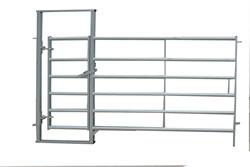 10' 6 RAILED HURDLE C/W 650MM ACCESS GATE-0