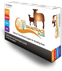 AGRIMIN SMARTRACE PLUS SHEEP 24/7 BOLUS 50 DOSE-0