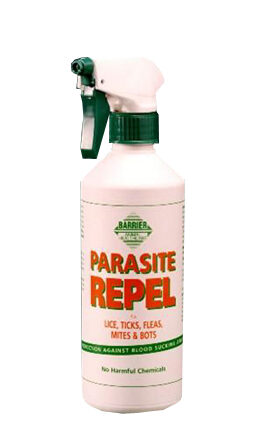 BARRIER PARASITE REPEL SPRAY 500ML-0