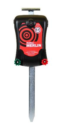 HOTLINE MERLIN BATTERY ENERGISER 0.44J-0