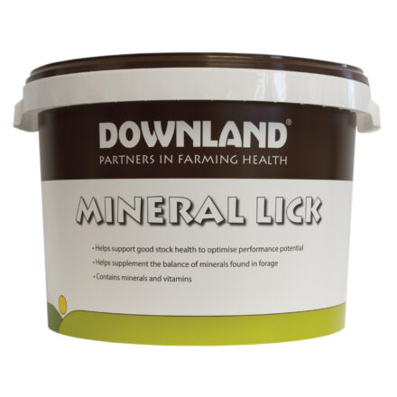 DOWNLAND ROCKET BUFF BUCKET 25KG-0