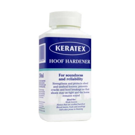 KERATEX HOOF HARDENER 250ML-0