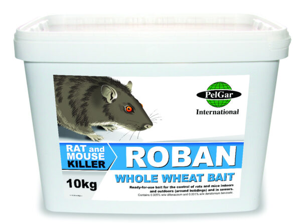 ROBAN CUT WHEAT BAIT 10KG-0