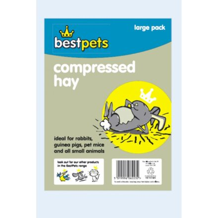 BESTPETS COMPRESSED STRAW LARGE-0