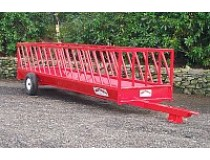 "PORTEQUIP SHEEP FEED TRAILER 16' x 4'6"" ( S1601/1 )-0"