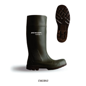 DUNLOP PUROFORT PROFESSIONAL SAFETY WELLINGTONS-0