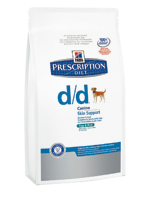 HILLS PRESCRIPTION DIET CANINE D-D 12KG EGG & RICE-0