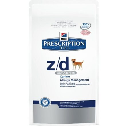 HILLS PRESCRIPTION DIET CANINE Z-D 10KG-0