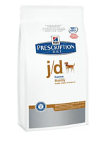 HILLS PRESCRIPTION DIET CANINE J-D 12KG-0