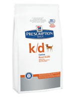 HILLS PRESCRIPTION DIET CANINE K-D 12KG-0