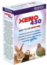 XENO 450 SPOT ON -0