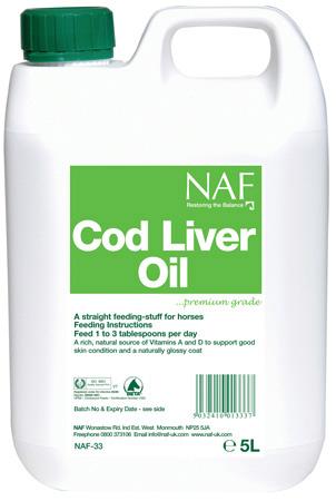 NAF COD LIVER OIL 25L-5113