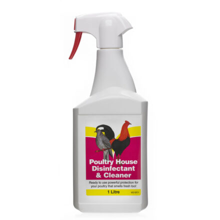 BATTLES POULTRY HOUSE DISINFECTANT 1L-0