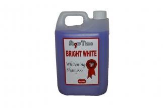 SHOWTIME BRIGHT WHITE SHAMPOO 4L-5401
