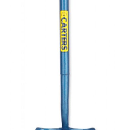 CONTRACTORS BLUE HANDLE SHOVEL-0
