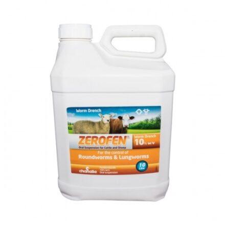ZEROFEN 10% DRENCH 10L-0