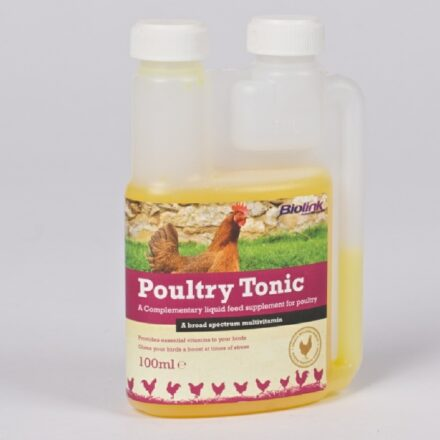 BIOLINK POULTRY TONIC 100ML-0