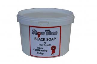 SHOWTIME BOB TEMPLE BLACK SOAP-0