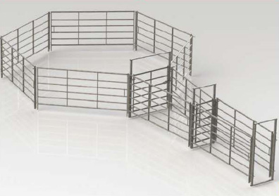 IAE CATTLE PORTABLE HANDLING KIT-0