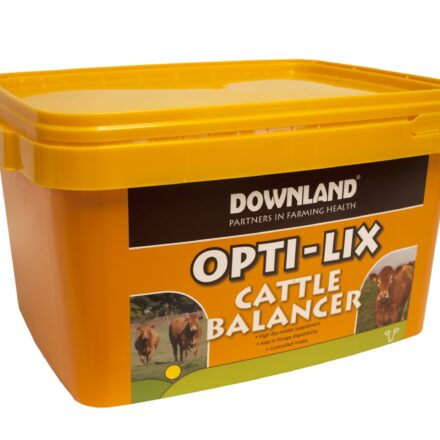 DOWNLAND OPTI-LIX CATTLE BALANCER 20KG-0